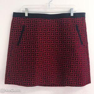 Tommy Hilfiger Logo Career Skirt Size 16